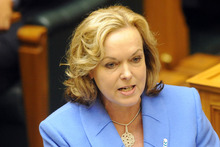 Justice Minister Judith Collins. Photo - NZPA